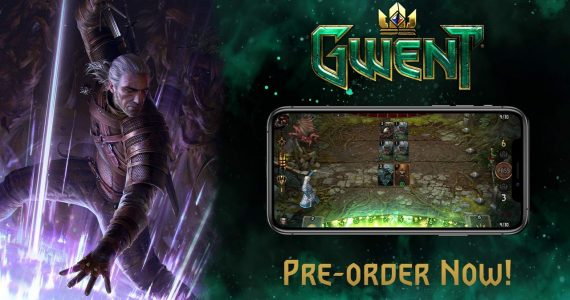 Gwent The Witcher Card Game Header