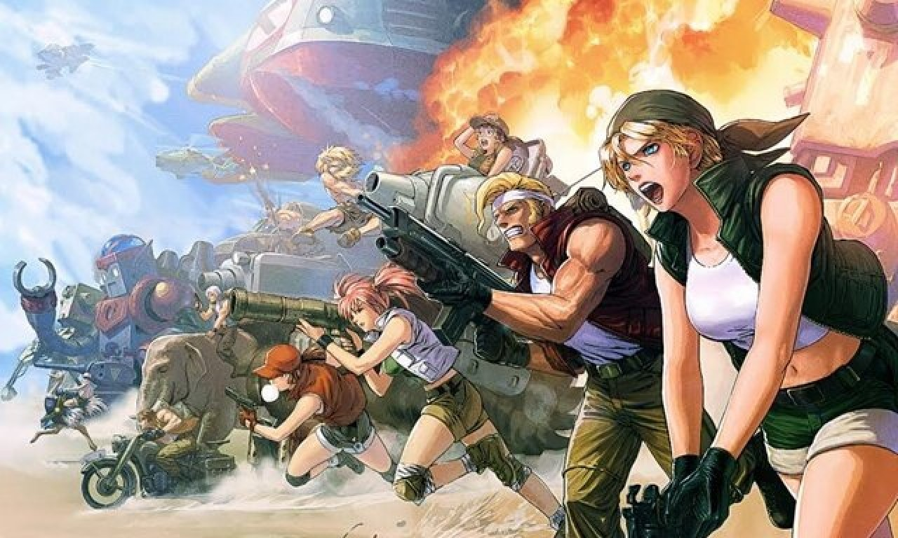 Metal Slug 2020 Header