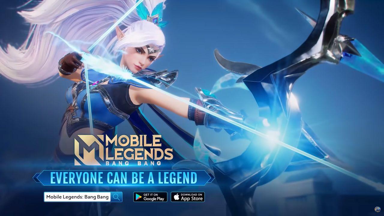 Mobile Legends Bang Bang Hero Miya